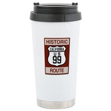 Highway 99 California Travel Mug