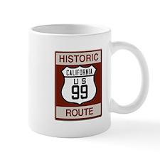 Highway 99 California Mugs