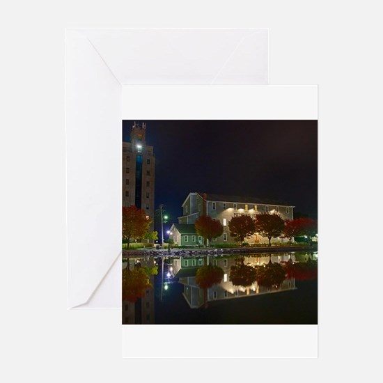 Schoen Place. Pittsford, NY Greeting Cards