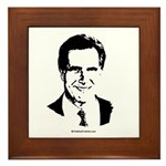 Mitt Romney / Great in 2008 Framed Tile
