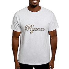 Gold Ryann T-Shirt