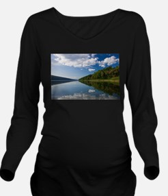 A Perfect Summer Day Long Sleeve Maternity T-Shirt