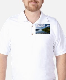A Perfect Summer Day Golf Shirt