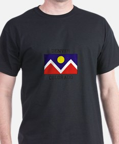 Denver Colorado T-Shirt