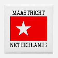 Maastricht Netherlands Tile Coaster