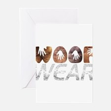 Woof Wear Greeting Cards (Pk of 10)