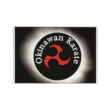 Okinawan Karate Symbol Magnets