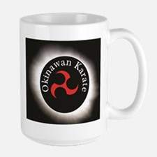 Okinawan Karate Symbol Mugs