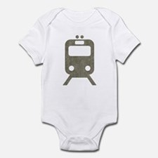 Vintage Subway Infant Bodysuit
