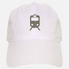 Vintage Subway Baseball Baseball Cap