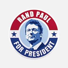 Rand Paul Retro Button