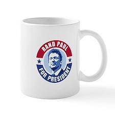 Rand Paul Retro Mug