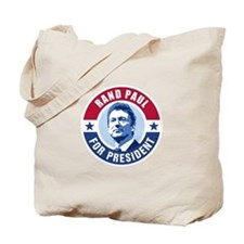 Rand Paul Retro Tote Bag
