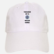 Trained by a Corgi Baseball Baseball Cap