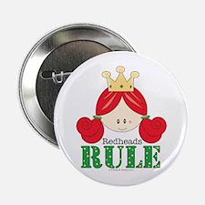 Redheads Rule Redhead Button