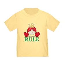 Redheads Rule Redhead T