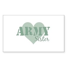 Sister Rectangle Decal
