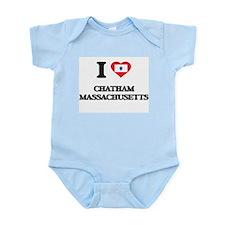 I love Chatham Massachusetts Body Suit