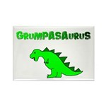 GRUMPASAURUS Rectangle Magnet (10 pack)