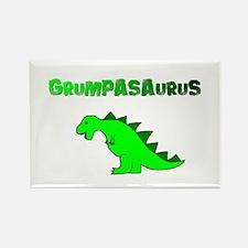 GRUMPASAURUS Rectangle Magnet