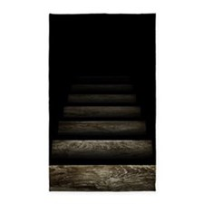Trapdoor Staircase Area Rug