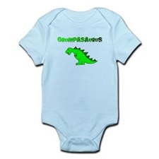 GRUMPASAURUS Infant Bodysuit