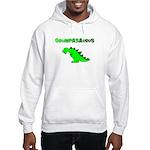 GRUMPASAURUS Hooded Sweatshirt