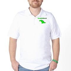 GRUMPASAURUS Golf Shirt