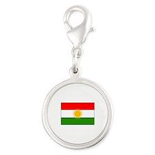 Kurdistan Iraq Flag Charms