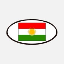 Kurdistan Iraq Flag Patch
