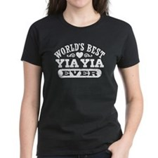 World's Best Yia Yia Ever Tee