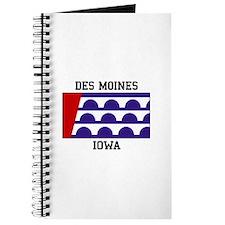 Des Moines Iowa Journal