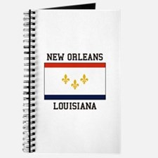 New Orleans Flag Journal
