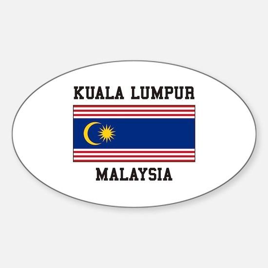 Kuala Lumpur Malaysia Decal