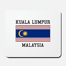 Kuala Lumpur Malaysia Mousepad