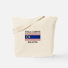 Kuala Lumpur Malaysia Tote Bag