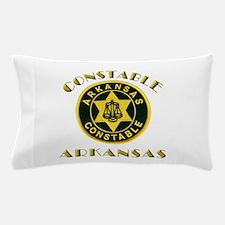 Arkansas Constable Pillow Case