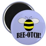 Bumble bee magnets and stickers Magnets