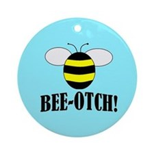 BEE-OTCH Ornament (Round)