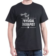 Worlds Best Physical Therapist T-Shirt