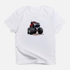 Unique Birthday boy monster trucks Infant T-Shirt
