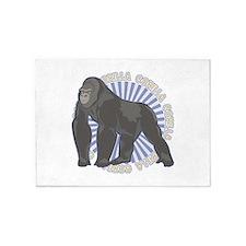 Gorilla Classic Animal 5'x7'Area Rug