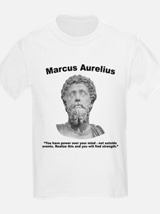 Aurelius: Strength T-Shirt