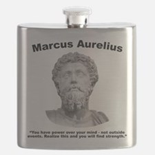 Aurelius: Strength Flask