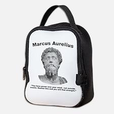 Aurelius: Strength Neoprene Lunch Bag