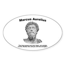 Aurelius: Strength Decal