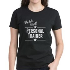 Worlds Best Personal Trainer T-Shirt