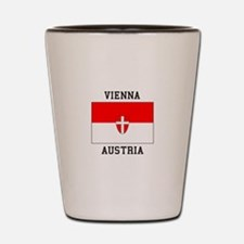 Vienna, Austria Shot Glass