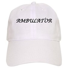 Ambulator Baseball Cap