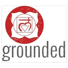 grounded Poster